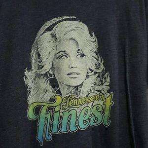 Dolly Parton t-shirt, L